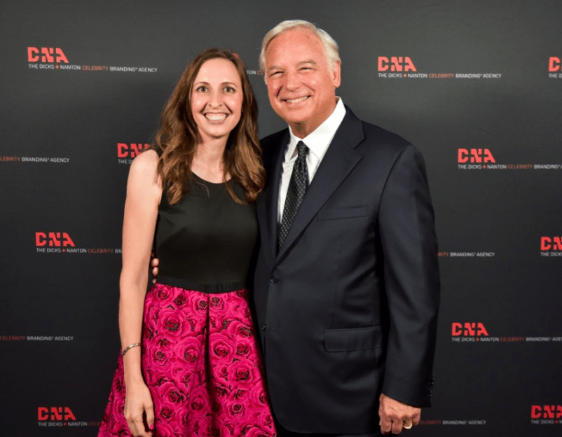 Jewell Siebert & Jack Canfield